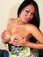Peruvian teresa. Cute Teresa posing her big boobs and cock